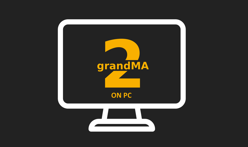 GrandMA 2 ON PC